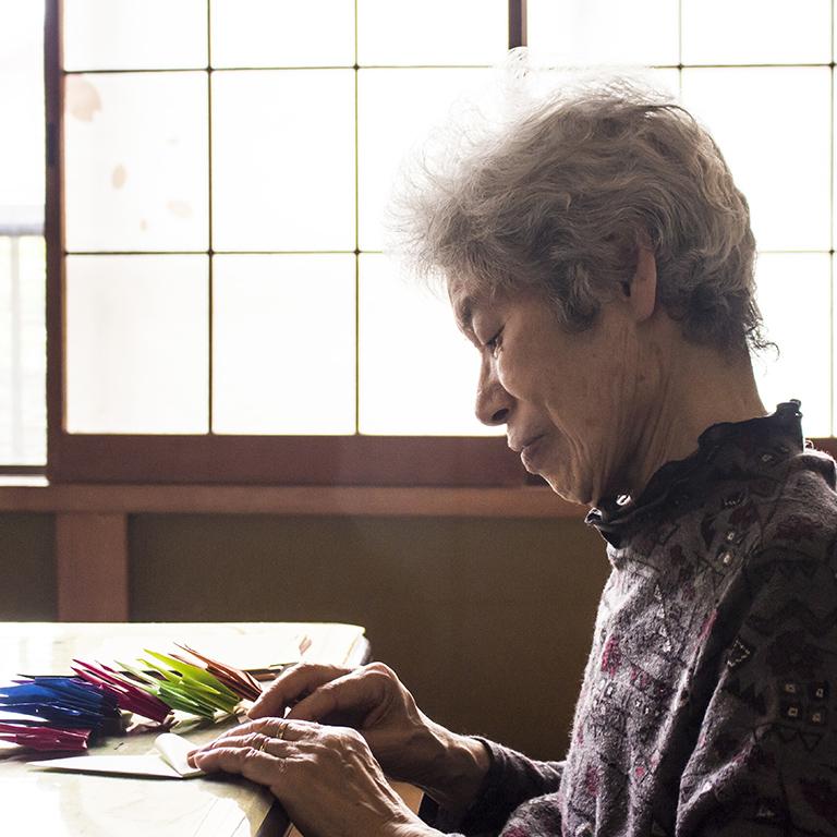 人暮らしをする高齢者の推移