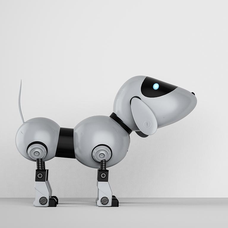 ペット型ロボット「aibo」